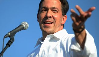 State Rep. Chris McDaniel has been vocal in his opposition to Common Core, which garnered him support over incumbent Sen. Thad Cochran in Mississippi's hotly contested Republican Senate primary (AP Photo/The Hattiesburg American, Kelly Price)