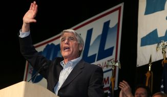 Sen. Mark Udall, Colorado Democrat, is still embracing President Obama and refusing to support to the Keystone XL pipeline, even though he is running neck and neck with his GOP challenger. (Associated Press)