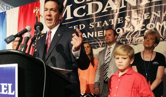 Chris McDaniel (Associated Press)