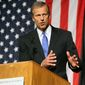 Sen. John Thune, South Dakota Republican (Associated Press) ** FILE **