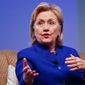 Despite recent gaffes over her family finances, former Secretary of State Hillary Rodham Clinton maintains she is committed to the lower and middle classes. (Associated Press)
