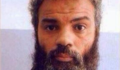 Ahmed Abu Khatallah, an alleged leader of the deadly 2012 attacks on Americans in Benghazi, Libya, was captured by U.S. special forces on Sunday. (Associated Press)