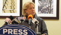 Sen. Mary L. Landrieu is the chief beneficiary of the Louisiana NAACP's most aggressive and sophisticated voter drive in the organization's history. (Associated Press)