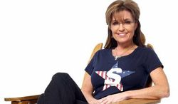 "Sarah Palin says any political talk show she hosts ""would have to be interspersed with a whole lot of fun and real life and inspiration."""
