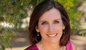 """Martha McSally, a retired Air Force colonel and a former fighter pilot, is among the """"national security"""" candidates who've won campaign support of former U.N. Ambassador John R. Bolton. She is running for a U.S. House seat in Arizona."""