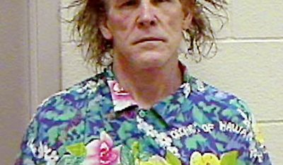 NICK NOLTE - this Sept. 12, 2002 file photo shows actor Nick Nolte is shown in a booking photo released by the California Highway Patrol, taken after his arrest on suspicion of driving under the influence in Malibu, Calif.  (AP Photo/California Highway Patro,Filel)