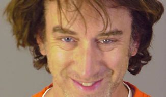 ANDY DICK - In this photo released by Riverside County Calif., Sheriff's Department, comedian Andy Dick is shown after being arrested for suspicion of drug possession and sexual battery early Wednesday morning July 16, 2008, in Murrieta, Calif. (AP Photo/Riverside County Sheriff's Department)