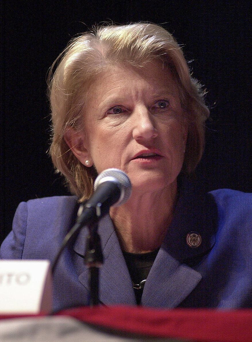 Republican U.S. Rep. Shelley Moore Capito hopes to settle the Medicaid issue in her state by trumpeting Rep. Paul Ryan's voucher-style plan.