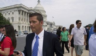 **FILE** Rep. Sean Duffy, Wisconsin Republican (Associated Press)