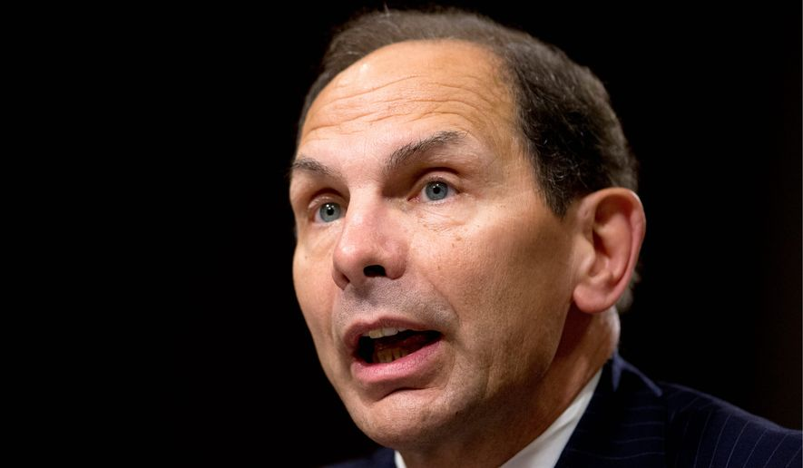 Newly confirmed Veterans Affairs Secretary Robert McDonald was greeted with a lawsuit over the VA's treatment of sexual assault victims. (Associated Press)
