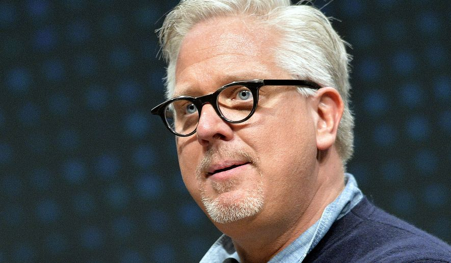 """Conservative radio host Glenn Beck announced Wednesday that he is officially """"done"""" with the Republican Party. (AP Photo/Timothy D. Easley) ** FILE **"""
