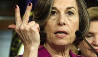 ** FILE ** Rep. Jan Schakowsky. (Associated Press)