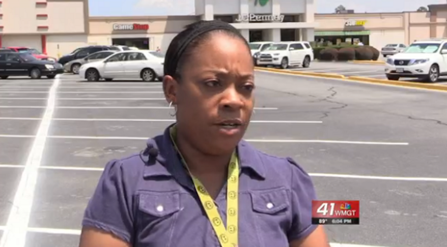 Tammy Brantley, leader of the Dublin Girls Run, said the group was approached two weeks ago by a Dublin Mall security guard and told it was against policy to pray. (WGMT 41)