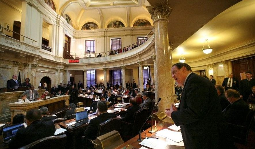 New Jersey state Sen. Richard J. Codey, a Democrat, has co-sponsored a bill to raise the state's smoking age to 21 to saves lives. (Associated Press)