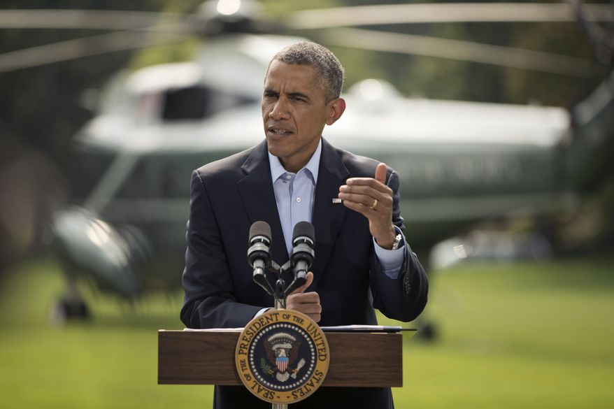 On the campaign trail, Republicans seeking election this year have cast President Obama and his administration as clueless on foreign policy, hammering him for embracing defense cuts, accusing him of complacency in the face of the Islamic State and incompetency in responding to the Ebola outbreak. (Associated Press)