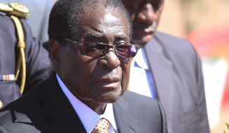 The radio station was a thorn in the side of Zimbabwe's ruling African National Union-Patriotic Front party, and its longtime leader, Zimbabwean President Robert Mugabe. (Photo/Tsvangirayi Mukwazhi)