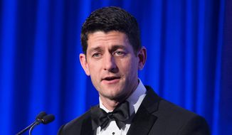 Paul Ryan, inspiring Democrats