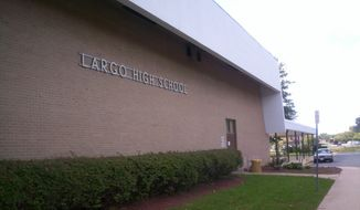 Largo High School in Prince George's County, Md. (pgcps.org)