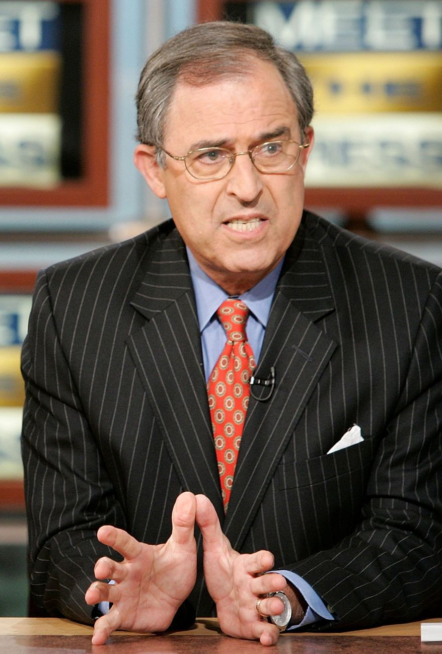 High-profile American political consultants linked to Democrats and later hired by politicians in Nigeria include Lanny Davis of Levick. (Associated Press)