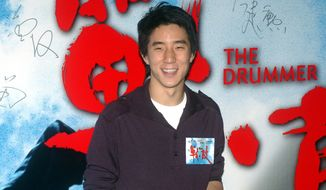 "In this Oct. 8, 2007, file photo, Hong Kong actor Jaycee Chan poses for photo upon arrival for ""The Drummer"" premiere at Hong Kong Convention & Exhibition Centre. (AP Photo/Lo Sai Hung, File) ** FILE **"