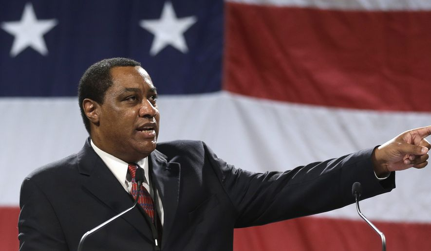 James M. Evans, chairman of the Utah Republican Party and the pointman behind DraftMitt.org, says the site is part of a national discussion about an improved, better America under a Romney administration. (Associated Press)