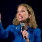 Democratic National Committee Chair Rep. Debbie Wasserman Schultz of Florida. (Associated Press) ** FILE **