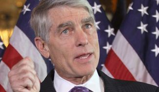 Pro-life groups are putting the pressure on vulnerable Democrats, like Sen. Mark Udall of Colorado, to back a bill that would curb late-term abortion access. (Associated Press)