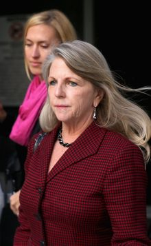Former first lady Maureen McDonnell is also facing an obstruction charge.