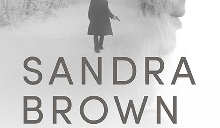 "This book cover image released by Grand Central shows ""Mean Streak,"" by Sandra Brown. In the romantic suspense novel, Dr. Emory Charbonneau, a pediatrician and marathon runner, finds herself trapped in an isolated cabin with a man hiding from the world. (AP Photo/Grand Central)"