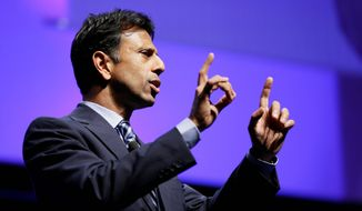 Louisiana Gov. Bobby Jindal (Associated Press)