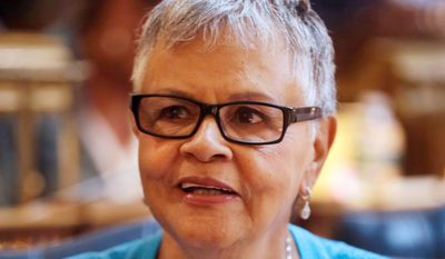 The Progressive Change Campaign Committee has aided liberal congressional candidate Bonnie Watson Coleman of New Jersey. (Associated Press)