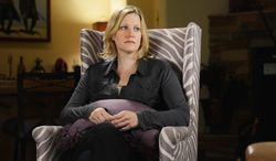 """Anna Gunn as Skyler White starred in AMC's """"Breaking Bad."""" Those who worry that impressionable adults and kids might absorb some of the show's unsavory elements might want to consider the """"teachable moments"""" mental health and business experts find in the show. (AMC via Associated PRess)"""