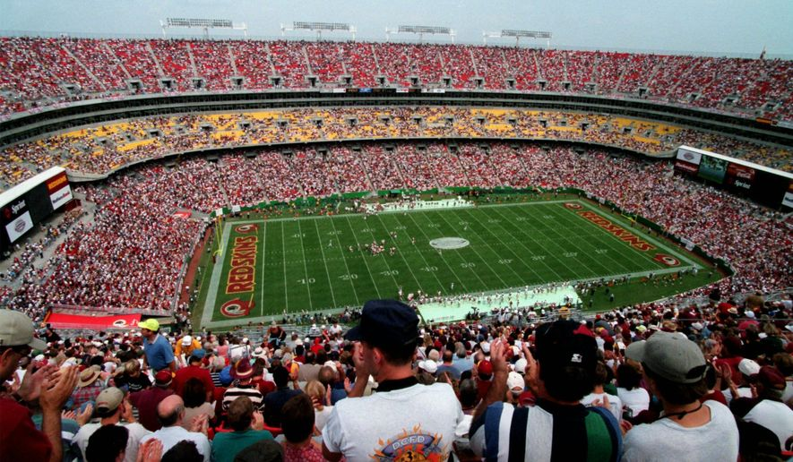 Just weeks after announcing a deal to install a Wi-Fi network from China's Huawei Technologies at their 85,000-seat stadium, the Washington Redskins are moving in a different direction. (AP Photo/Brian K. Diggs)