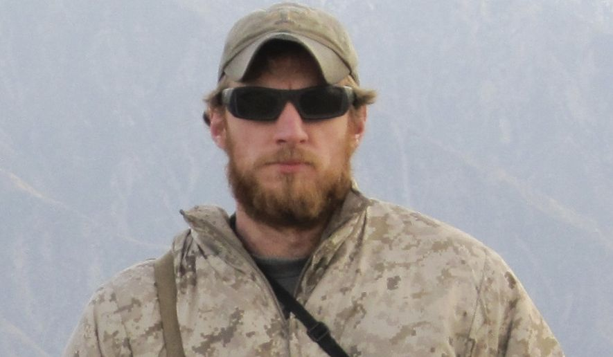 This undated photo provided by the Vaughn family shows Aaron Vaughn of Virginia Beach, Va. Vaughn, a 30-year-old father of two, was among the Navy SEALs killed Saturday when a rocket-propelled grenade fired by a Taliban insurgent downed their Chinook helicopter en route to a combat mission. (AP Photo/Vaughn Family)