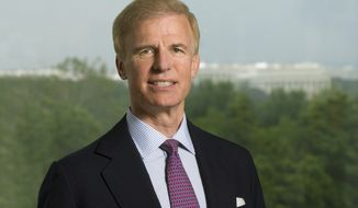 Incoming Washington Post publisher Fred Ryan (Washington Post photo)