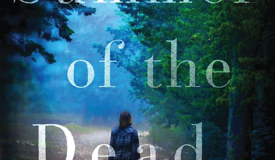 "This photo released by Minotaur Books shows the cover of the book, ""Summer of the Dead,"" by author, Julia Keller. (AP Photo/Minotaur Books)"