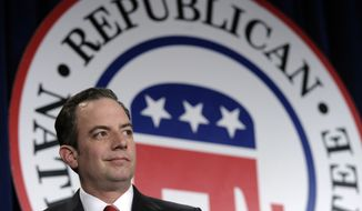 Reince Priebus has made several changes in presidential-nomination rules in his tenure as RNC chairman with the aim of avoiding a long, drawn-out primary process. (Associated Press)
