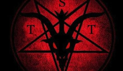 The Satanic Temple (logo pictured) has announced that it will provide materials on Satanism to students in Orange County, Florida, in response to a school board decision that allows for religious materials to be disseminated in public schools.