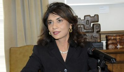 Niermala Badrising, Permanent Representative of Suriname to the Organization of American States