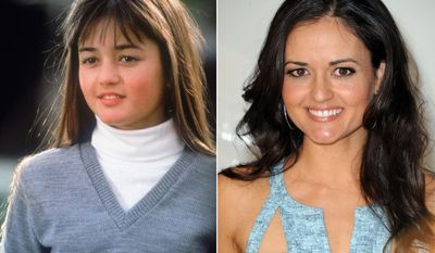 Danica McKellar played Winnie Cooper in the television show The Wonder Years, and later wrote four non-fiction books: Math Doesn't Suck, Kiss My Math, Hot X: Algebra Exposed and Girls Get Curves: Geometry Takes Shape, which encourage middle-school and high-school girls to have confidence and succeed in mathematics. McKellar, 39 divorced from her husband in 2013.
