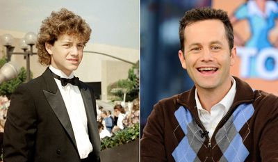 "Kirk Cameron, best known for his role as Mike Seaver on the television situation comedy ""Growing Pains"" (1985-92), performed in other television and film appearances as a child actor."