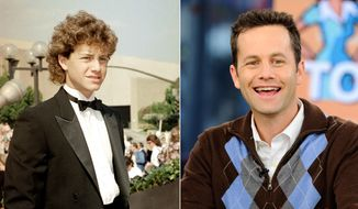 """Kirk Cameron, best known for his role as Mike Seaver on the television situation comedy """"Growing Pains"""" (1985-92), performed in other television and film appearances as a child actor."""