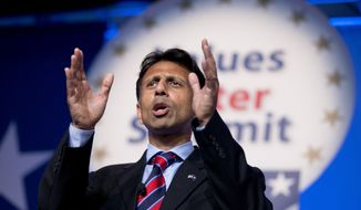 Louisiana Gov. Bobby Jindal  (AP Photo/Manuel Balce Ceneta) ** FILE **