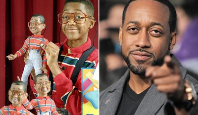 Jaleel White was cast in the role of Steve Urkel on the sitcom Family Matters in 1989. The character, which was originally intended to be a one-time guest appearance, was an instant hit with audiences and White became a regular cast member. The series aired for a total of nine seasons, from 1989 to 1997 on ABC, and from 1997 to 1998 on CBS. After Family Matters ended, White starred in the UPN series Grown Ups from 1999 to 2000. He later attended UCLA where he graduated with a degree in film and television in 2001. He has continued his acting career with roles in Dreamgirls (2006), and guest stints on Boston Legal, House, and Psych. In March 2012, White appeared as a contestant in season 14 of Dancing with the Stars and was voted off in May 2012. In April 2012, White, 37, hosted the game show Total Blackout, which airs on the Syfy channel.