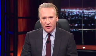 Bill Maher. (YouTube/RealTime)