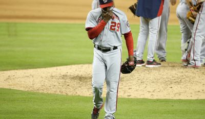 Replacement: Rafael Soriano was signed as the Nationals' relief pitcher after Storen's struggles. Storen used his time in the minor leagues to improve his game.