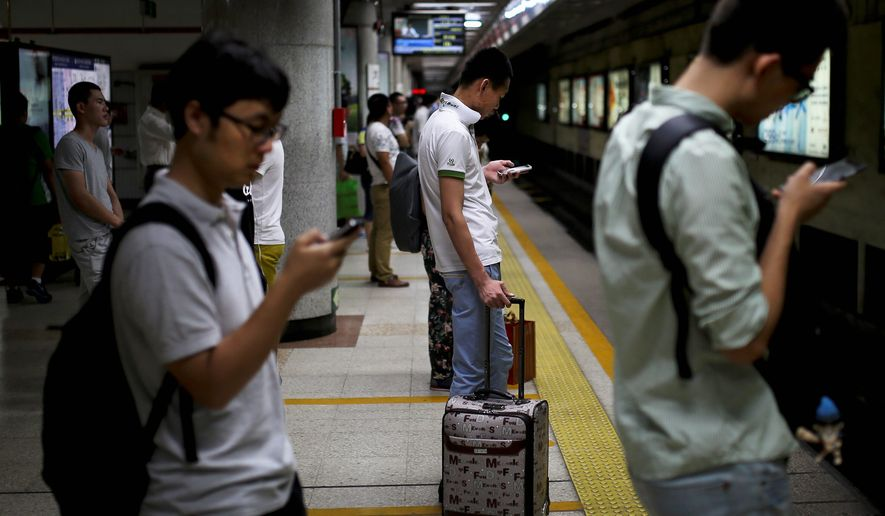 While the global economy has been a boon to Asia and lifted millions there from abject poverty, middle-class and poor Americans are seeing the exact reverse as wages stagnate and more work heads overseas. (associated press)