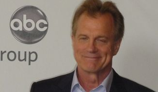 Actor Stephen Collins.
