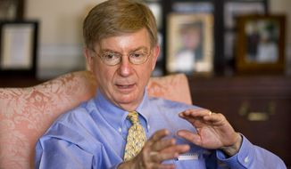 George Will (Associated Press) **FILE**