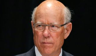 After a tough primary battle, the tea party has thrown it's support behind incumbent Sen. Pat Roberts, Kansas Republican. (Associated Press)